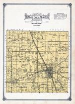 Alma Township - North, Merrilan, East Alma, Jackson County 1914